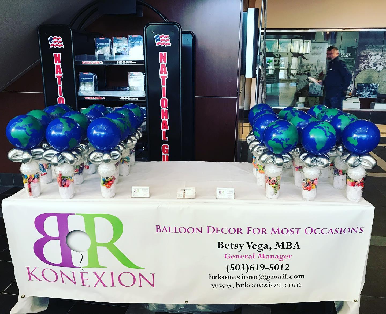 balloon decor brkonexion